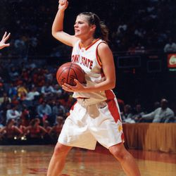 Megan Taylor: finished her ISU Career with school records in field goal attempts, 3-pointers made and 3-point attempts, ranked among the top 10 in 12 of 17 career statistical categories and posted 25 career double-doubles.