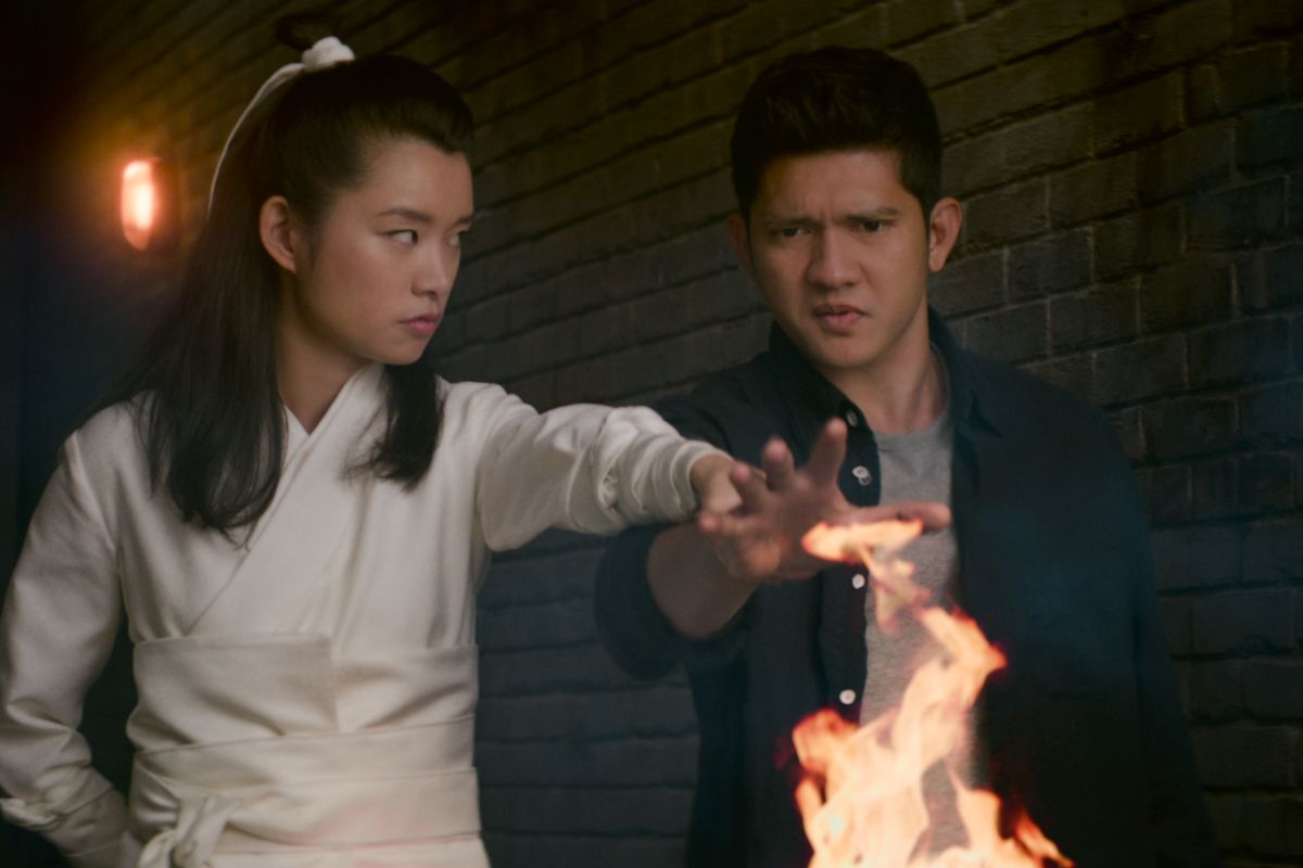 Netflix's Wu Assassins series lacks the Hong Kong cinema