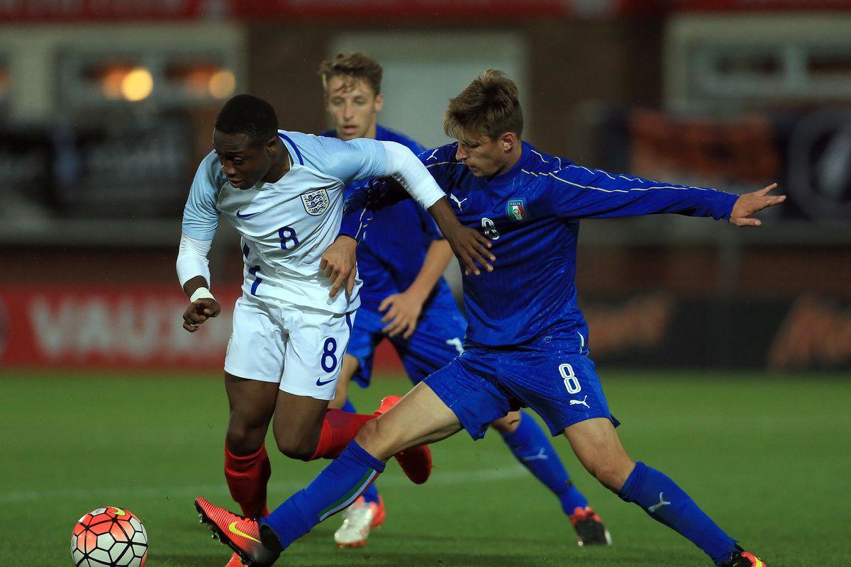 England U18 v Italy U18 - International Friendly