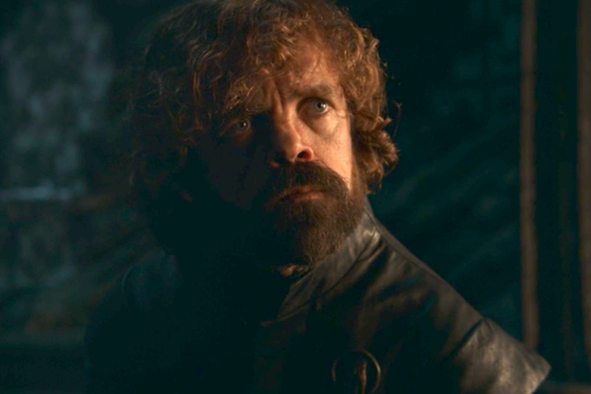 tyrion in scene with varys game of thrones episode 4