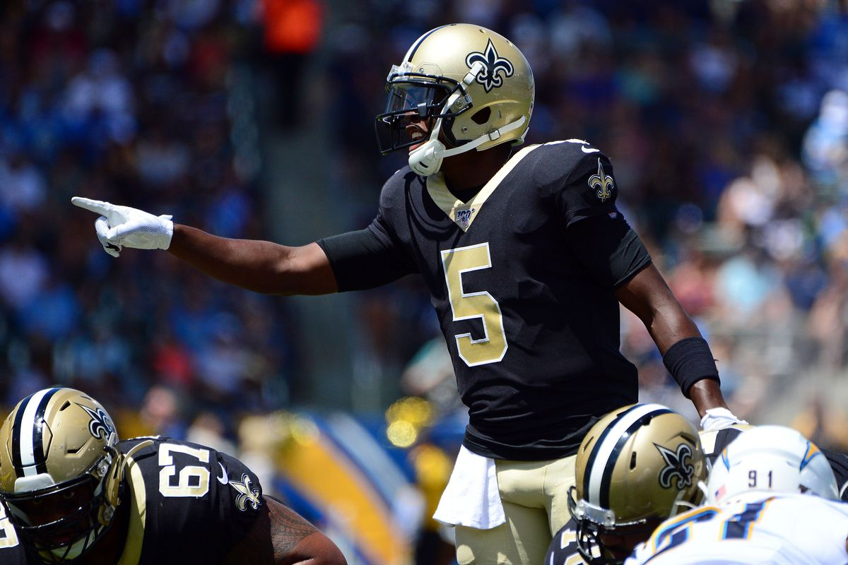 NFL: Preseason-New Orleans Saints at Los Angeles Chargers