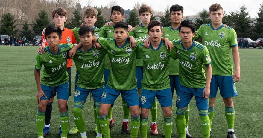 Sounders Academy wraps up GA Cup Qualifying