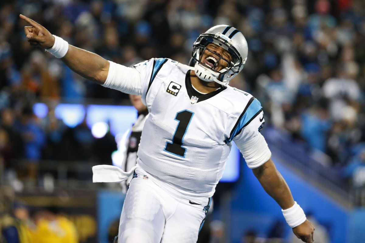 best authentic 64bb8 7c7cc NFL playoffs 2016 schedule and bracket: Panthers to meet ...