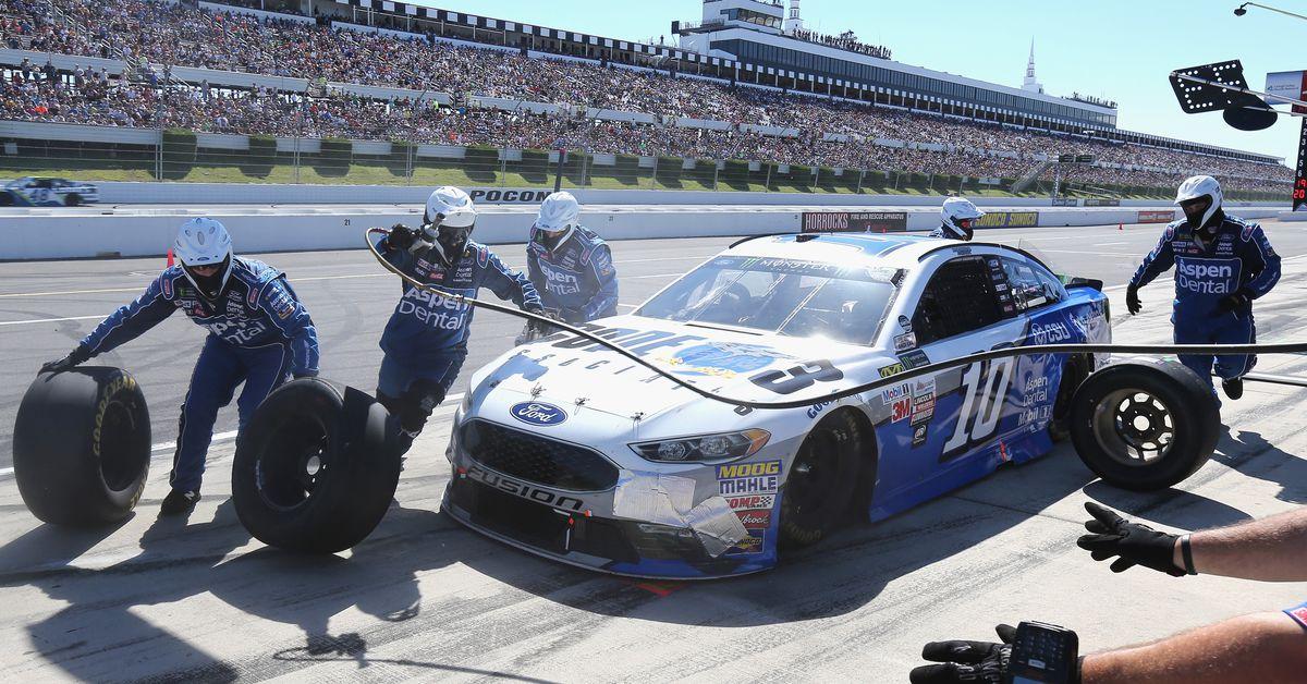 Danica Patrick的未来和其他3个NASCAR休赛期故事也将随之而来