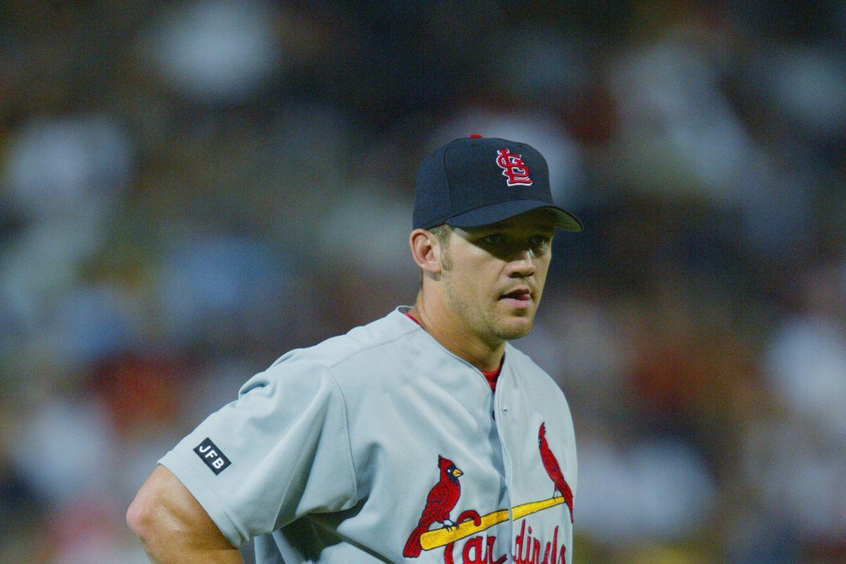 1f35966d5 Scott Rolen and Jason Isringhausen are going into the Cardinals Hall of Fame  - A Hunt and Peck