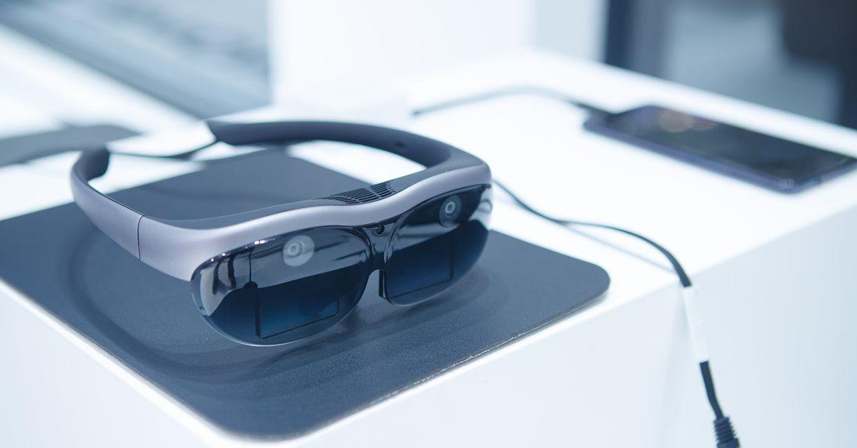 Vivo Announces its First AR Glasses