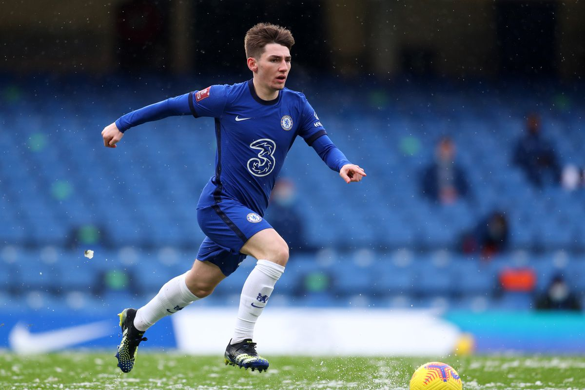 Lampard not keen on loaning out Billy Gilmour after latest 'brilliant'  midfield display - We Ain't Got No History