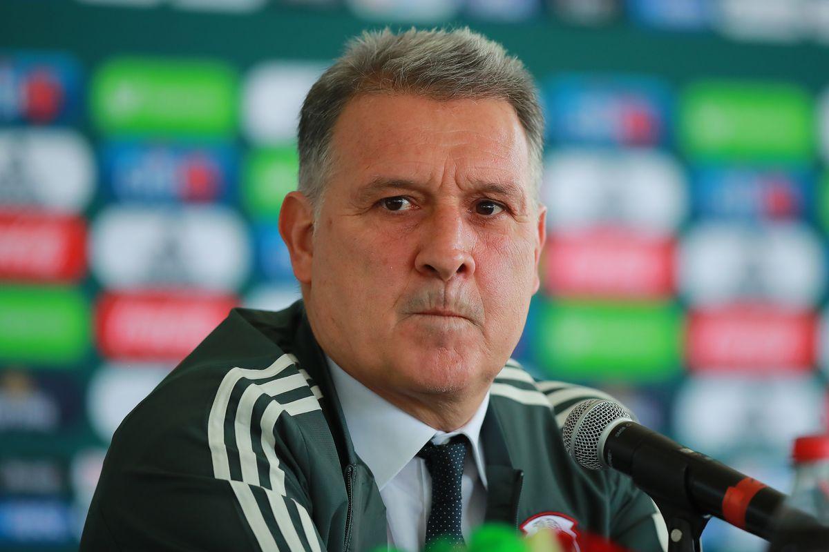 Mexico National Team Unveils New Coach Gerardo Martino