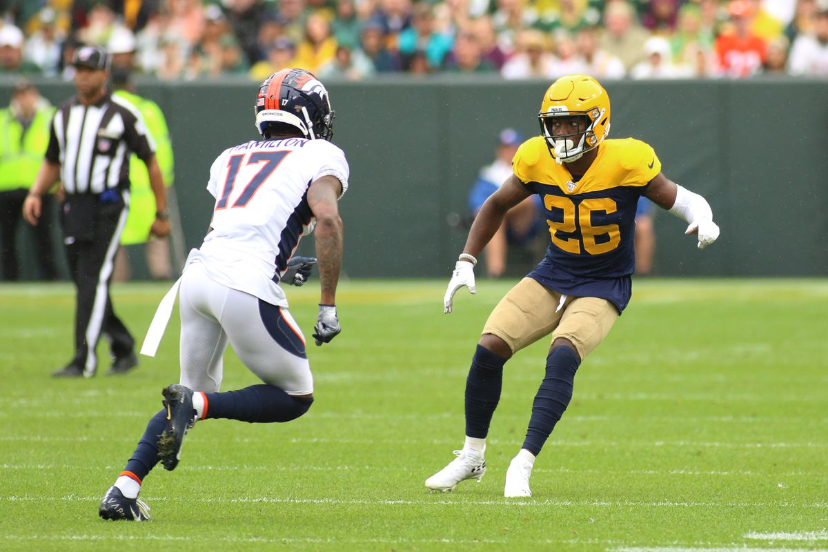 NFL: SEP 22 Broncos at Packers
