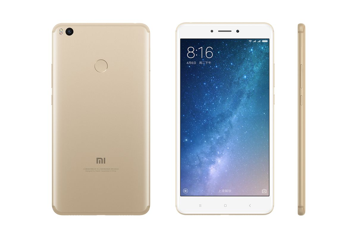 Xiaomi unveils Mi Max 2 smartphone with massive battery