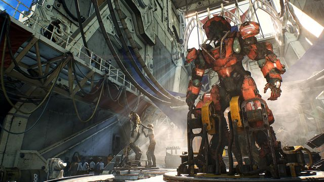 BioWare's plan to make Anthem's loot 'satisfying'