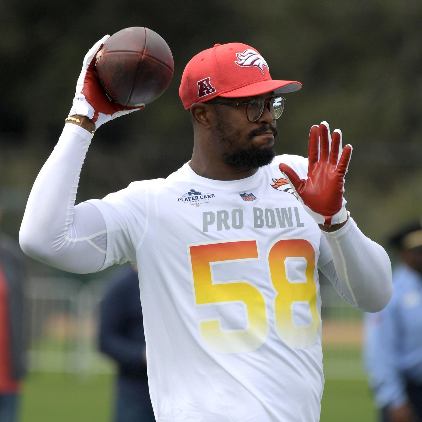 0de92e4f929 NFL Pro Bowl 2019 - Live Updates - Mile High Report
