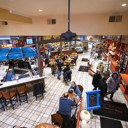Artopolis Bakery, Cafe and Agora in Greektown.   Tyler LaRiviere/Sun-Times