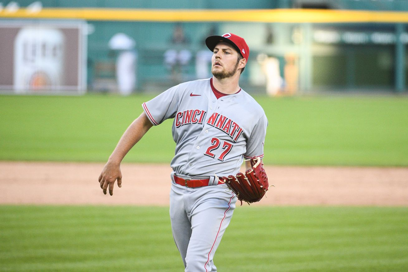 MLB: Game Two-Cincinnati Reds at Detroit Tigers