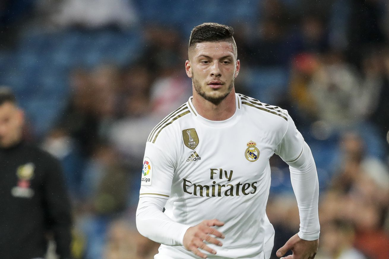 Zidane will need to make rotations and give Jovic, Militao and Vinicius minutes soon