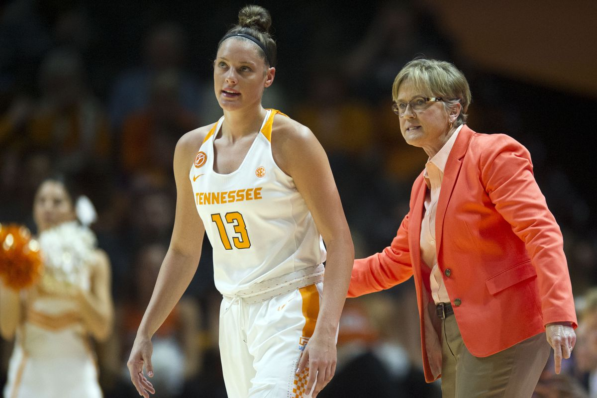 NCAA Women's Basketball: Vanderbilt At Tennessee