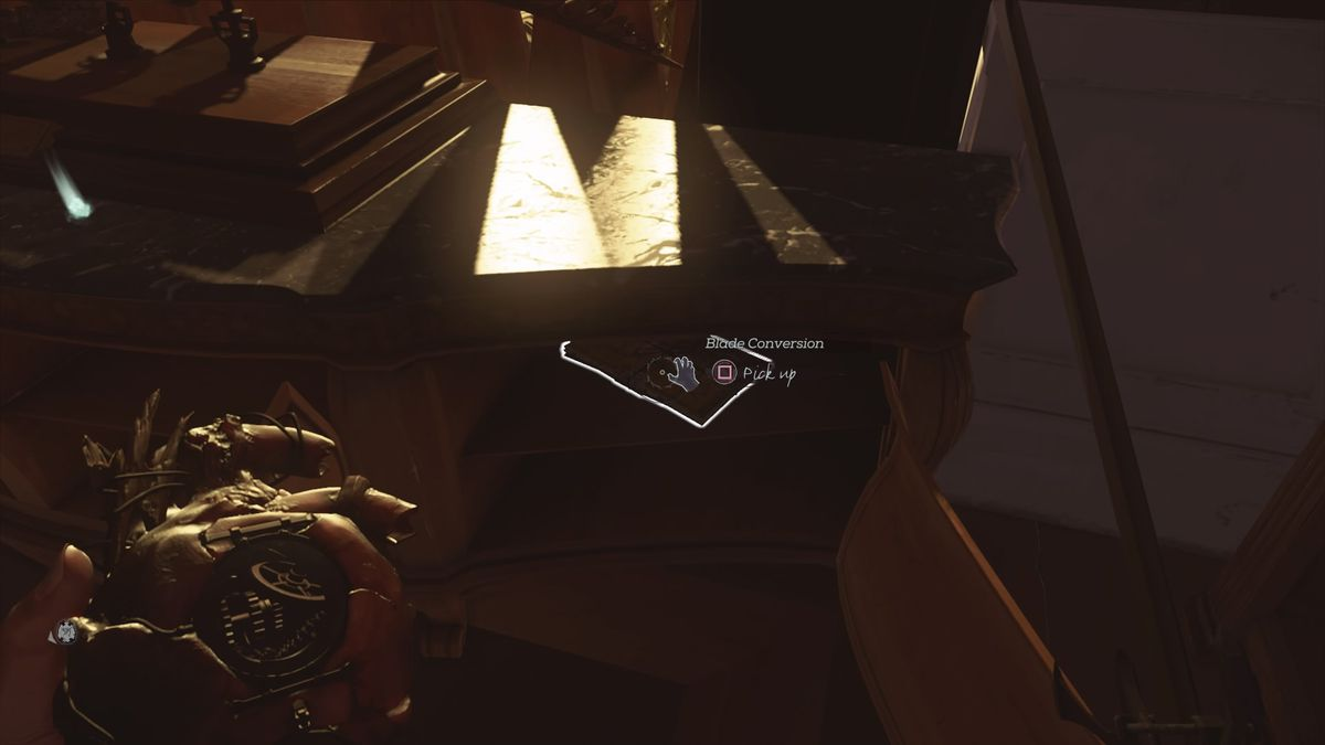 Dishonored 2 collectibles level 8 the grand palace polygon duke abeles office is on the fourth floor to the left of the door opposite the dukes desk where youll find the combination for the first captains malvernweather Gallery