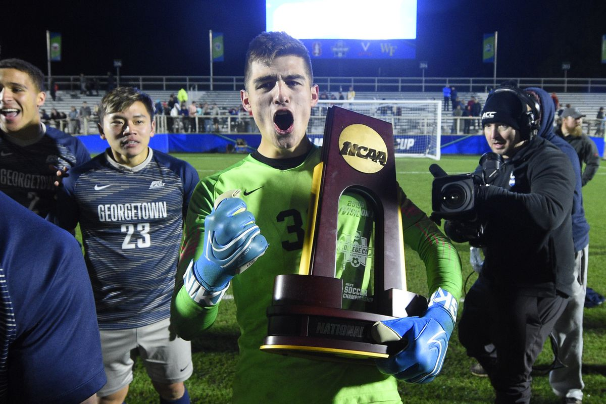 NCAA Soccer: Dl Men's College Cup