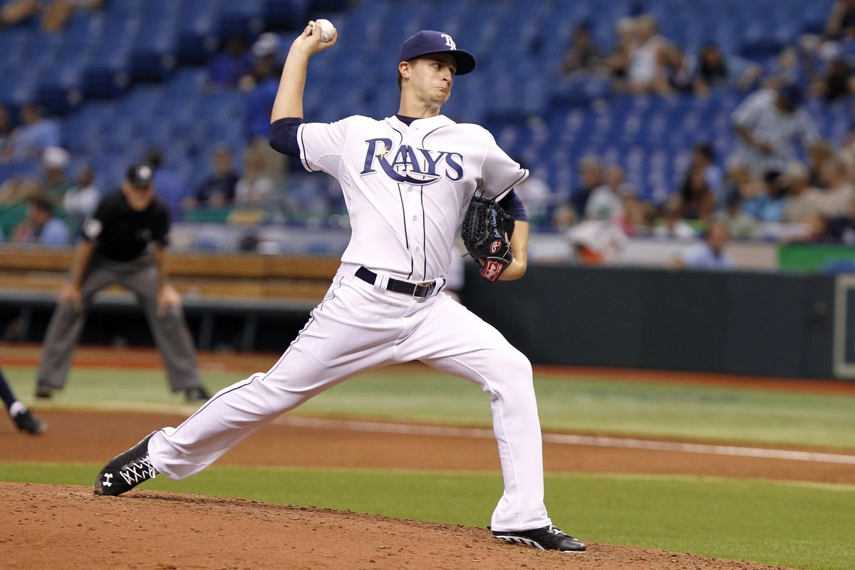Rays fans are already familiar with this off-season's #1 prospect
