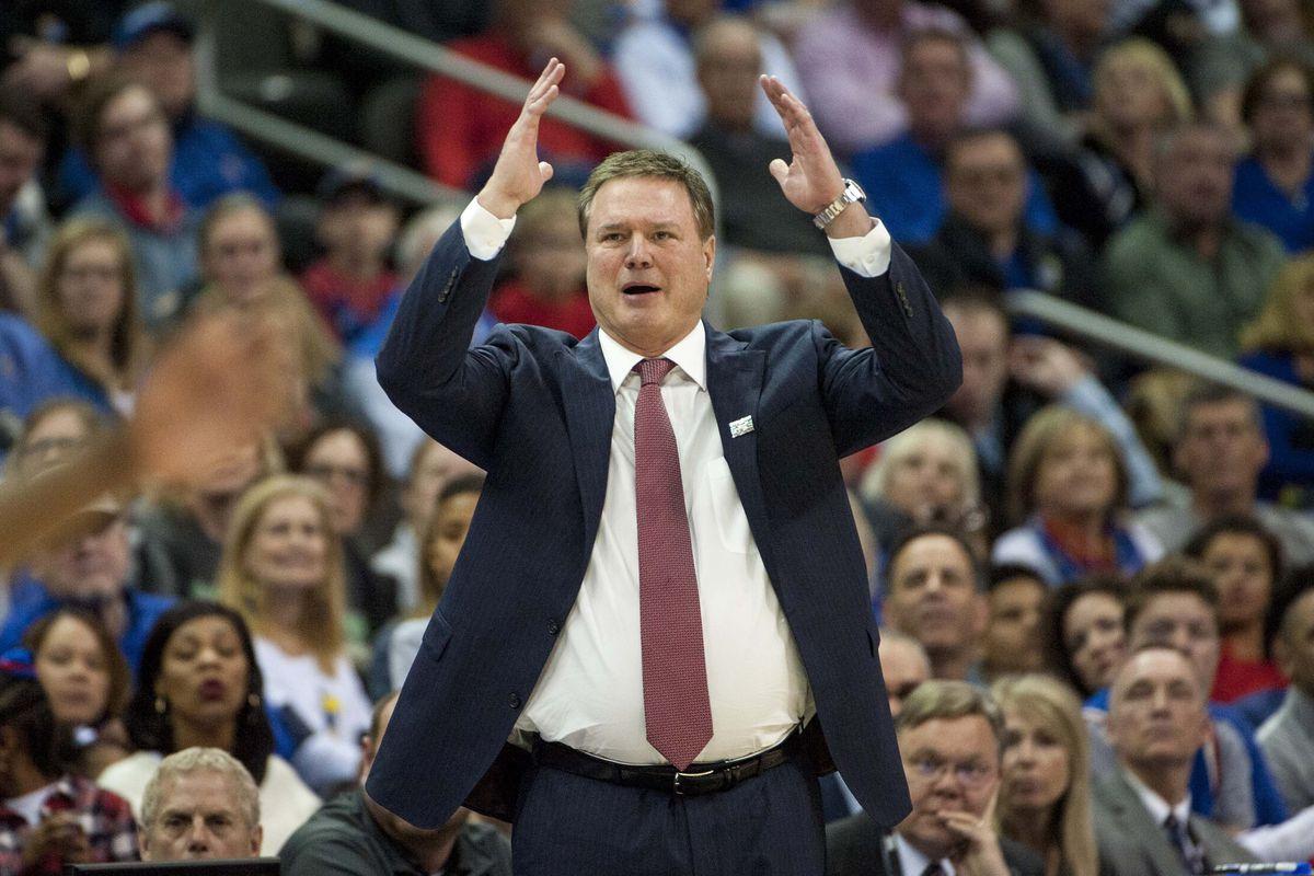 NCAA Basketball: Big 12 Conference Tournament-Kansas State v Kansas