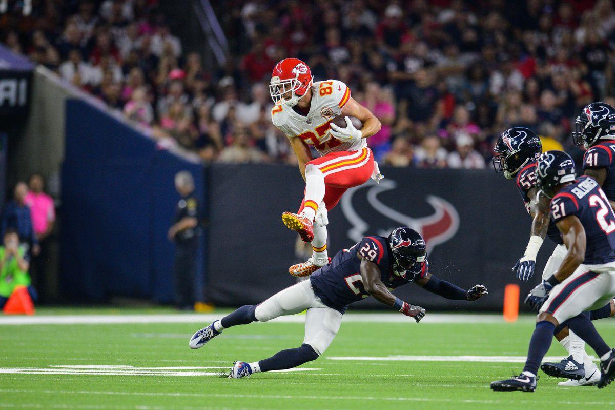 NFL: OCT 08 Chiefs at Texans
