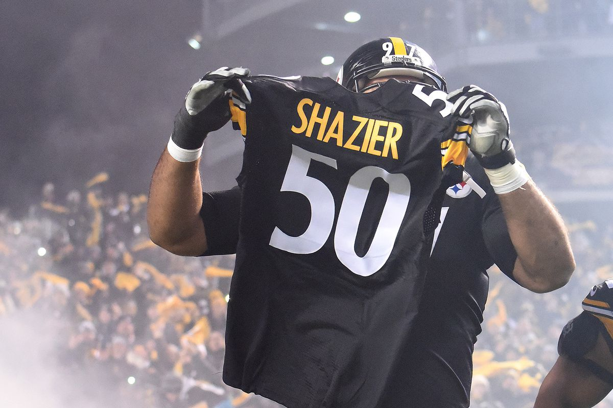 87c2047b Breaking down the Ryan Shazier contract situation, and the Steelers' options
