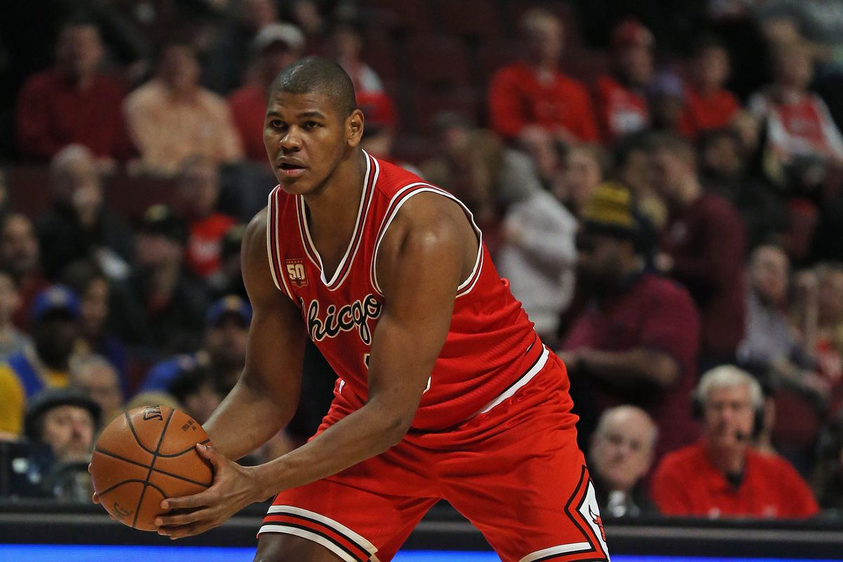 The Bulls' heavy investment in Cristiano Felicio has hurt the team's long-term depth at center.