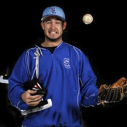 Eddy Alvarez is looking to make the 2014 Olympic speed skating team after just missing back in 2008. After moving to Salt Lake City over four years ago Alvarez also played shortstop on the Salt Lake Community College baseball team.