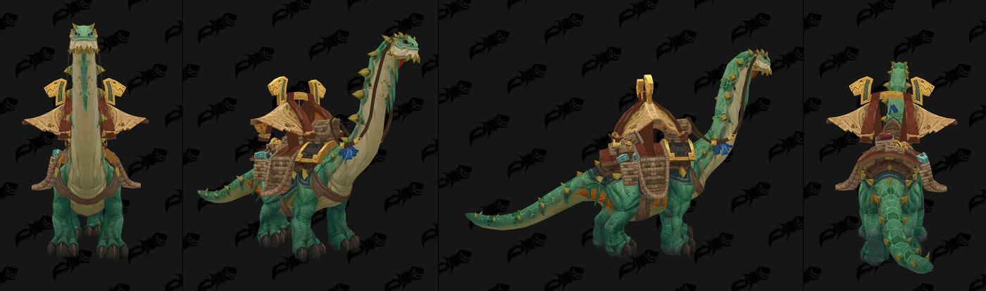 A look at World of Warcraft's $500 mount - Polygon