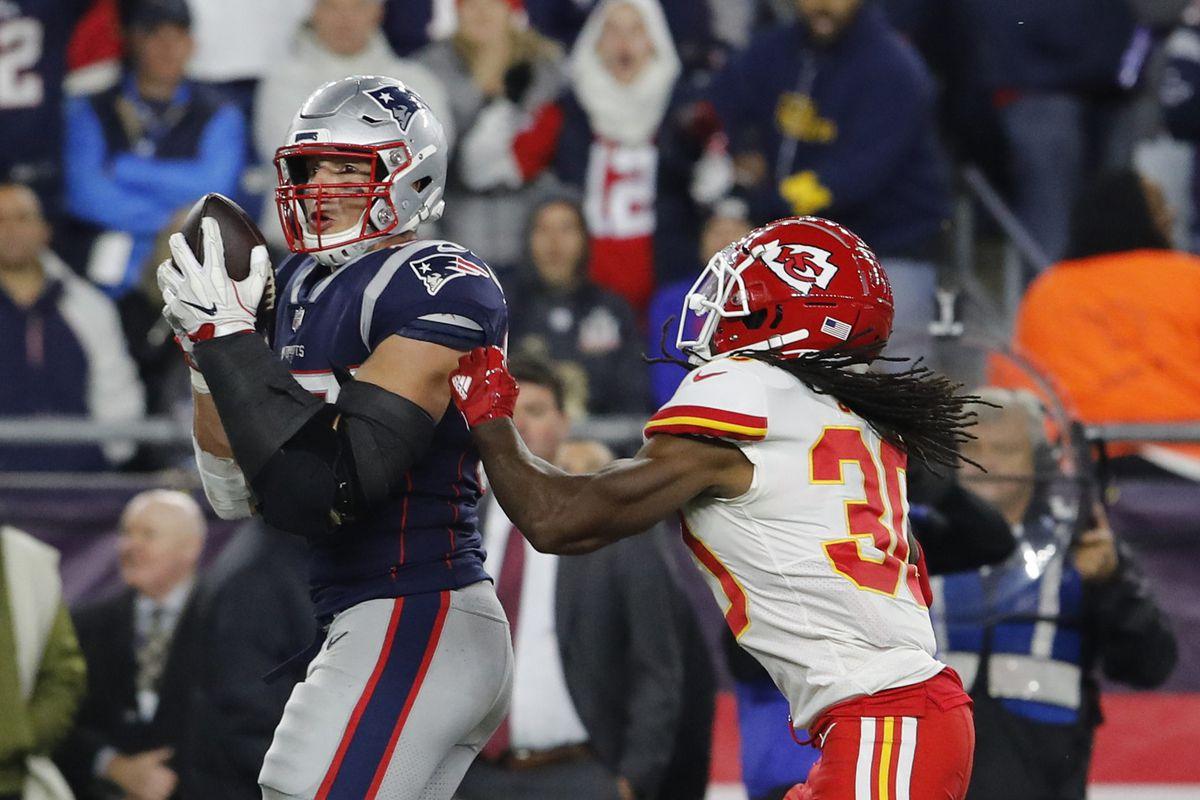 NFL: Kansas City Chiefs at New England Patriots