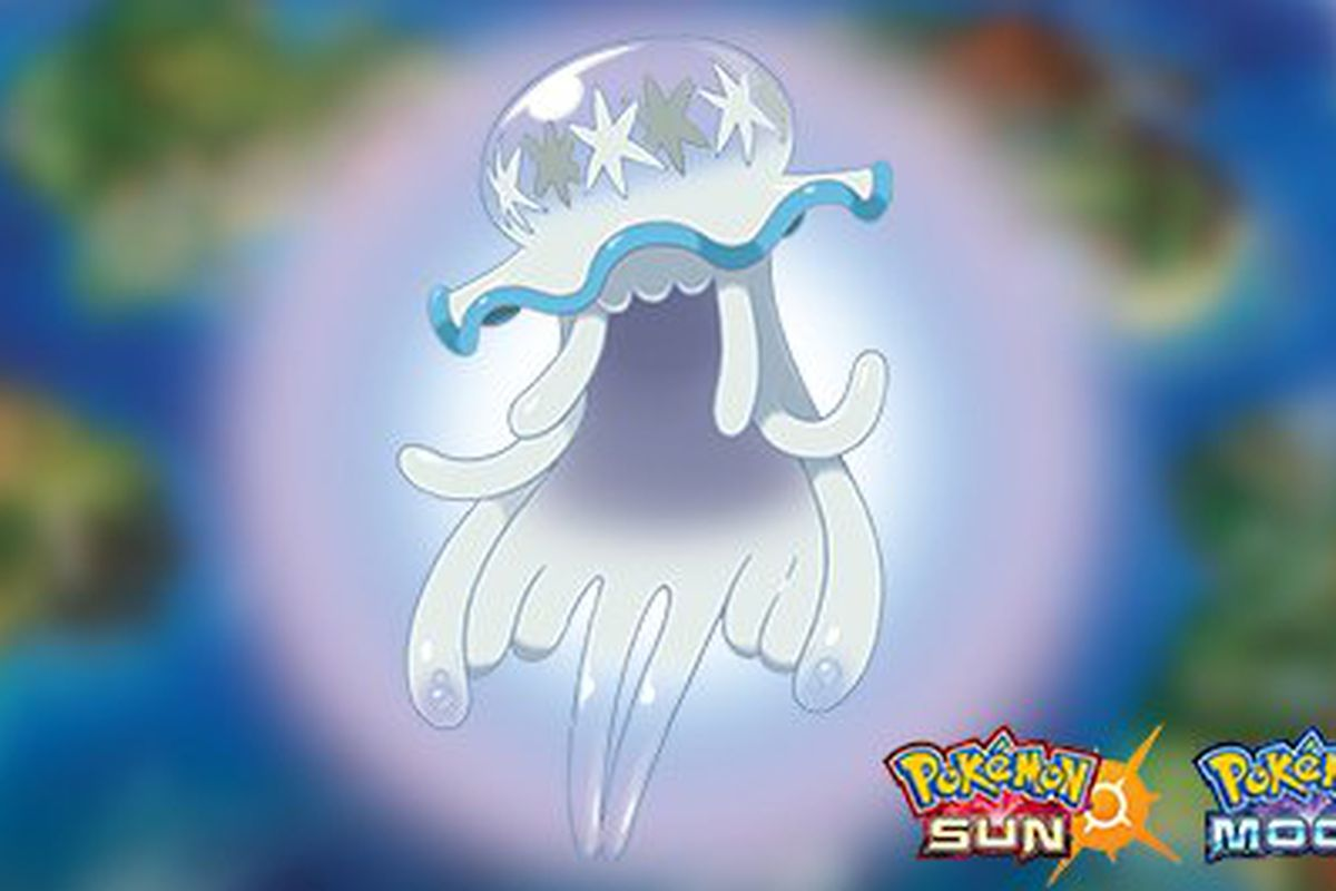 Pok 233 Mon Sun And Moon Leak Has Fans Seeking The Truth Of Mysterious Ultra Beasts Polygon