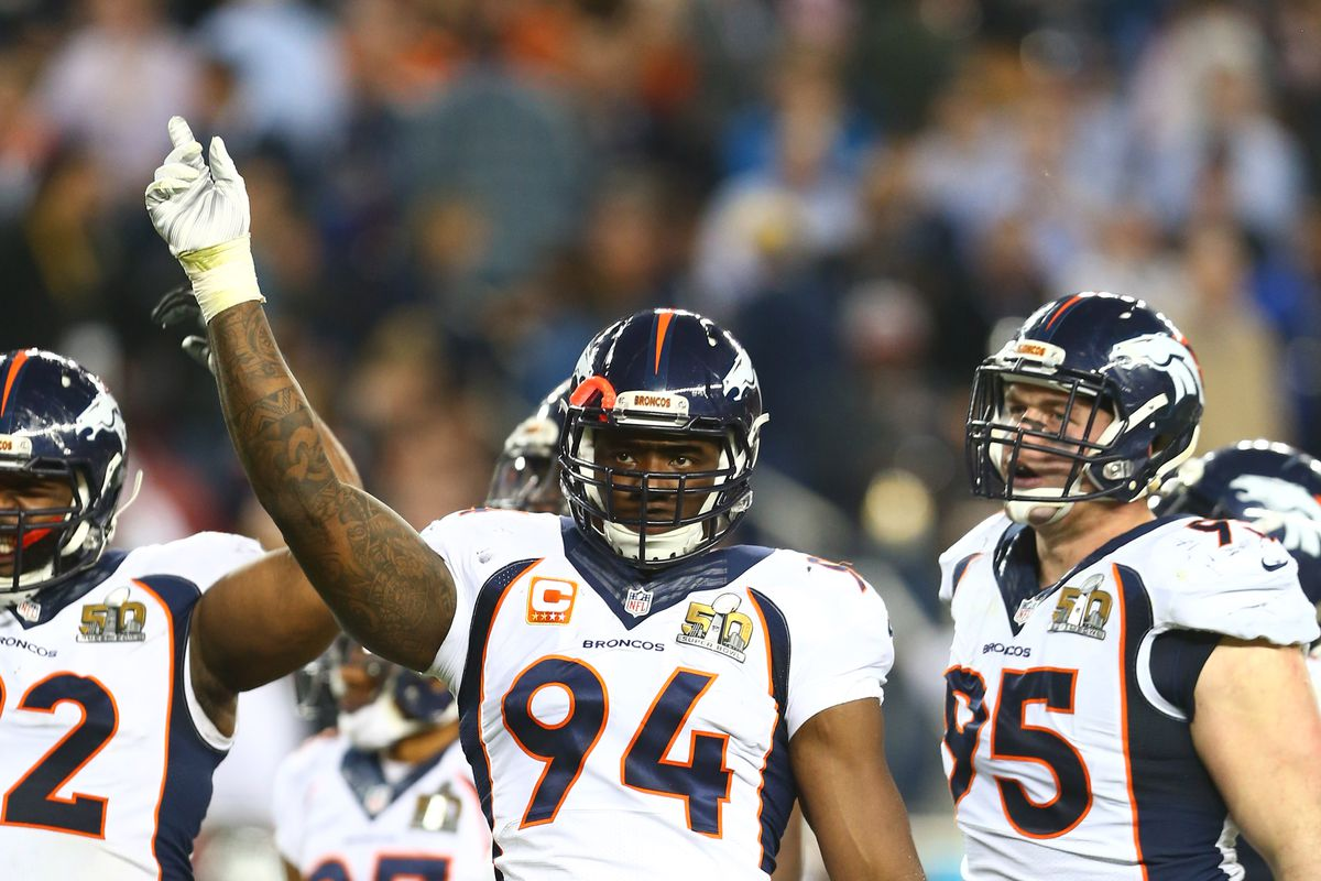 cef0a048 DeMarcus Ware shares his favorite memory from Super Bowl 50 - Mile ...