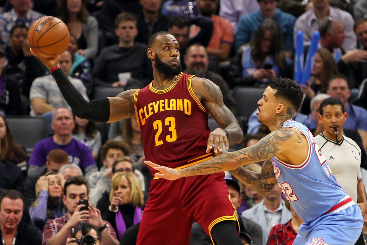 NBA: Cleveland Cavaliers at Sacramento Kings