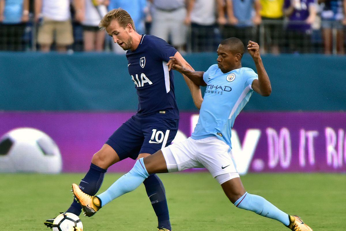 International Champions Cup 2017 - Manchester City v Tottenham Hotspur