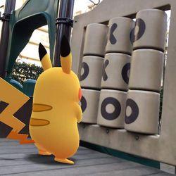 Pokémon Go — Go Snapshot mode
