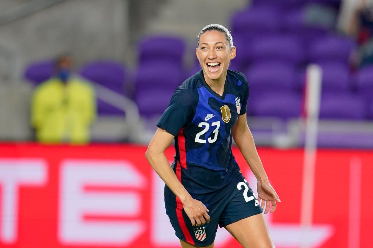 2021 SheBelieves Cup - United States v Argentina
