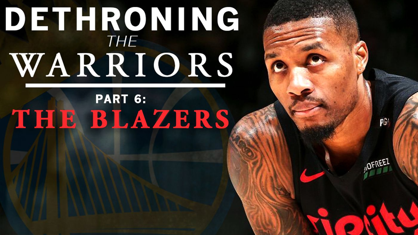 'Dethroning the Warriors': How Deep Can the Trail Blazers' Playoff Run Go?