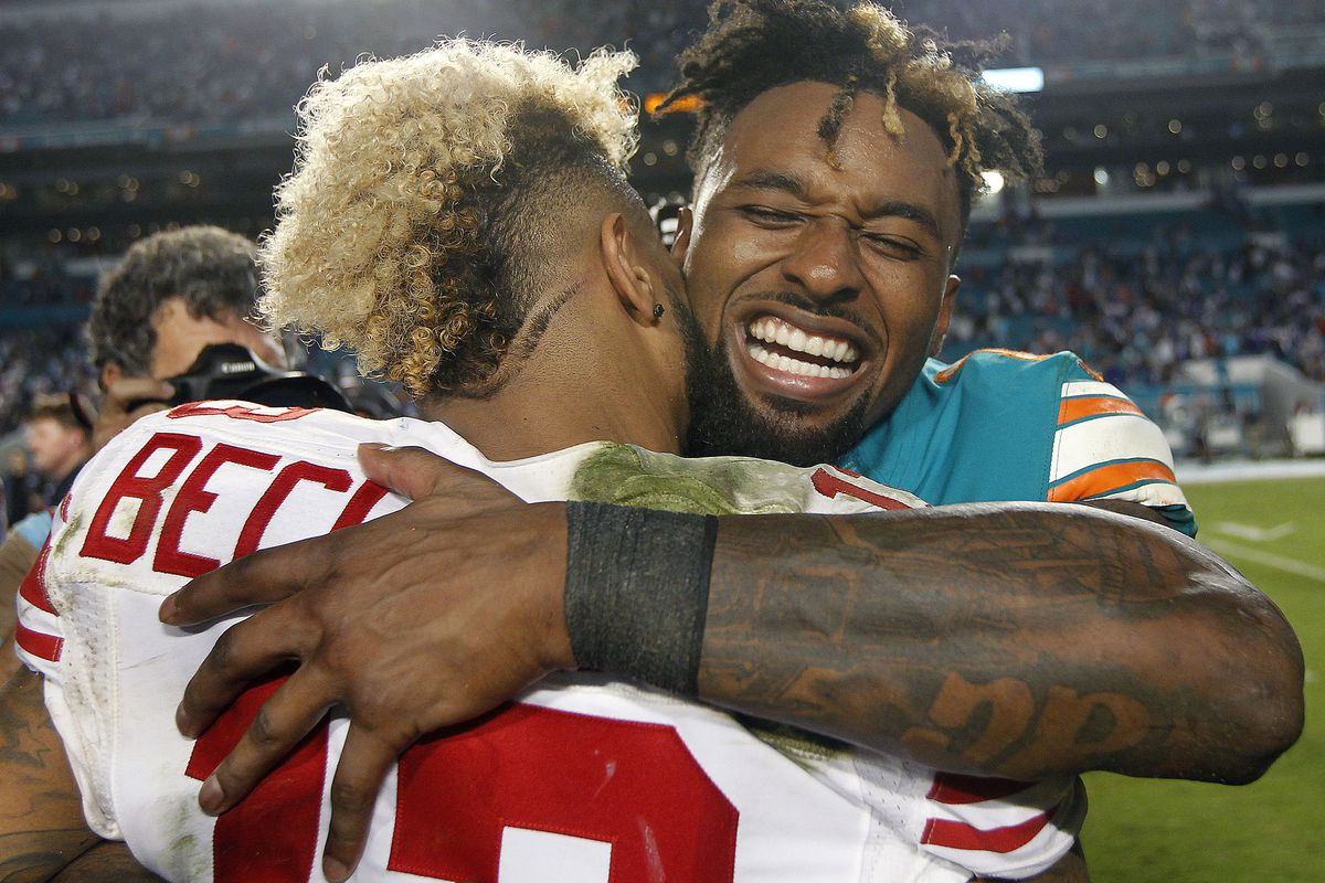 NFL: New York Giants at Miami Dolphins