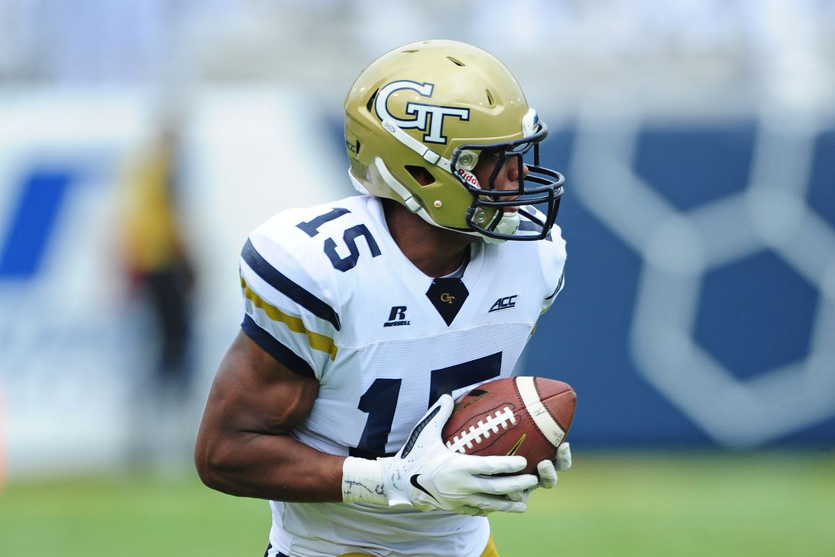 Tech needs a replacement for DeAndre Smelter. Could it be Ricky Jeune? I sure think so.