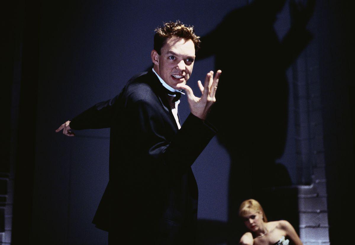 Actor Matthew Lillard in Bash