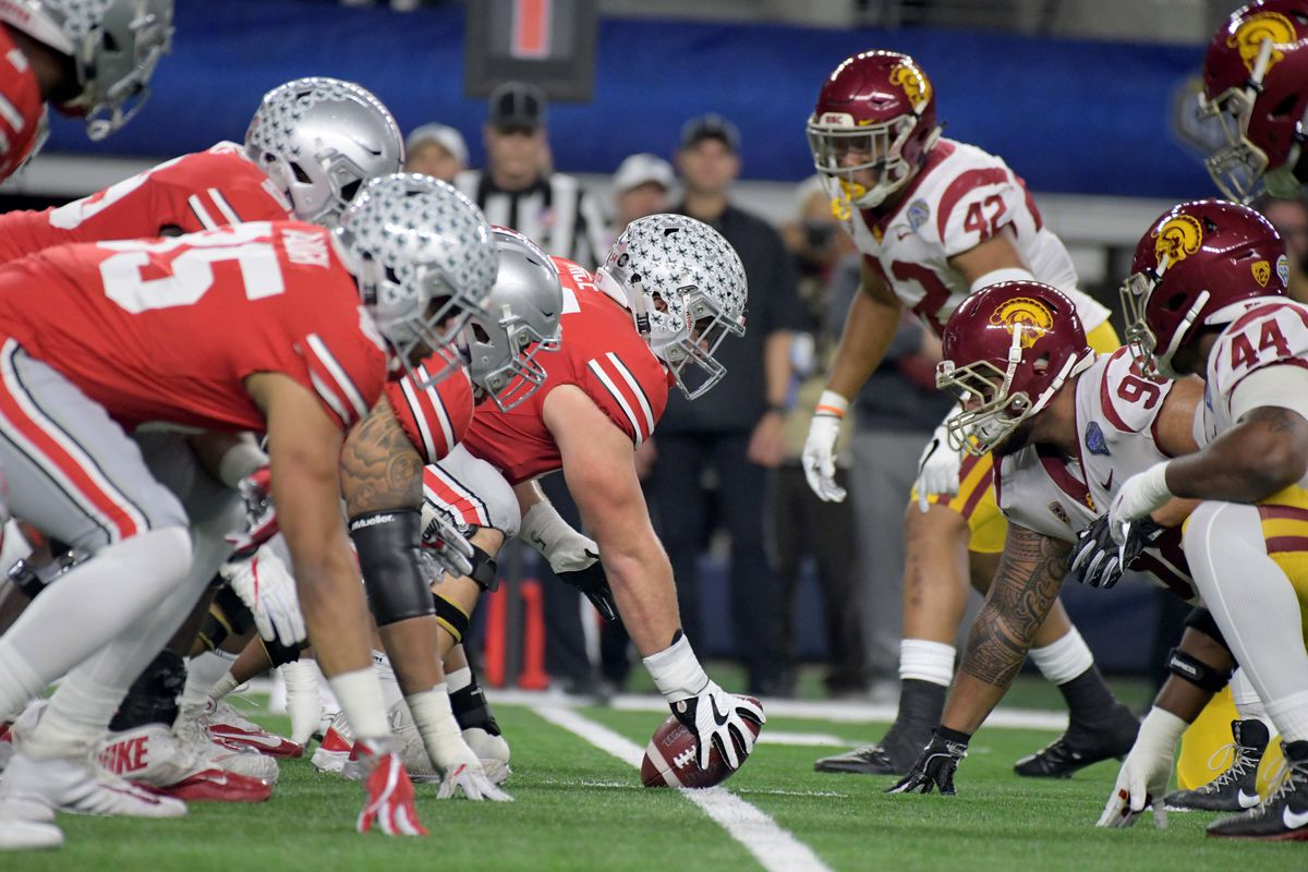 reputable site 0fc7a 89c2a Ohio State is one of few schools producing pro-ready offensive lineman