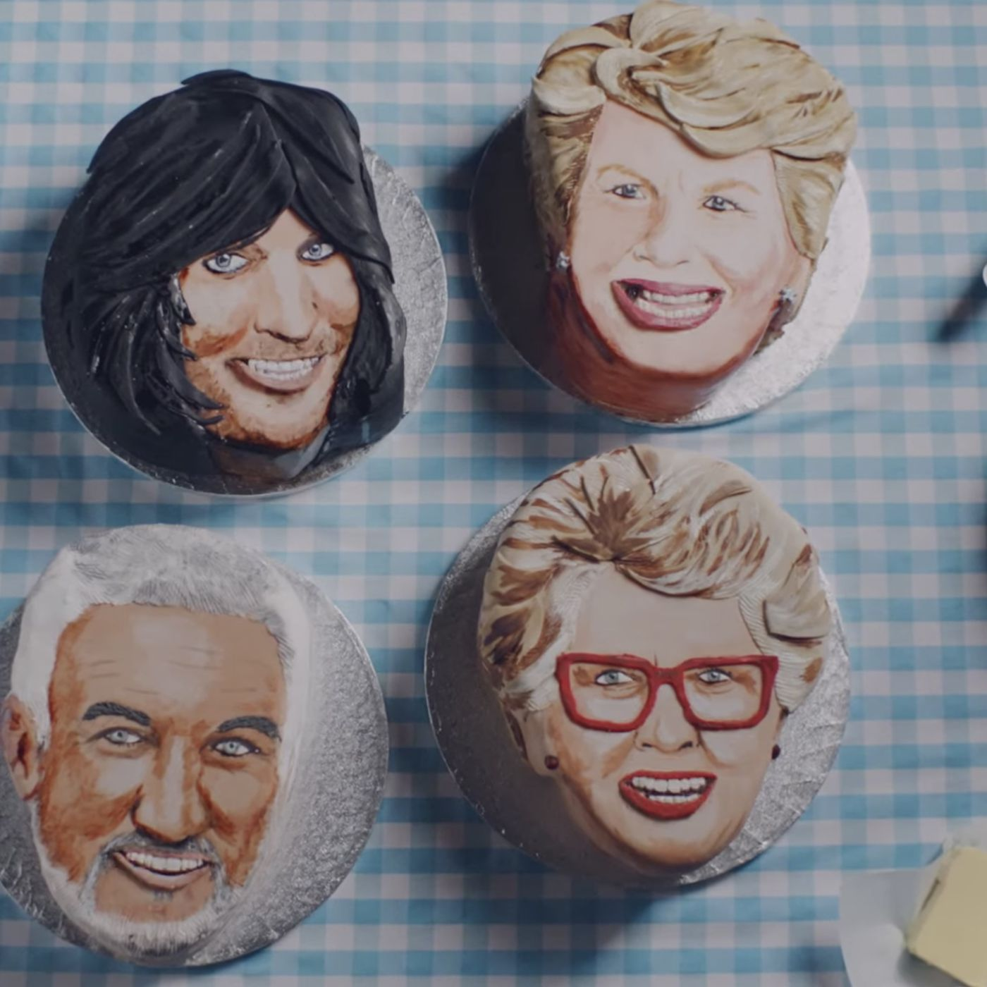 Great British Bake Off' Season 10: Watch the Outrageous Trailer - Eater