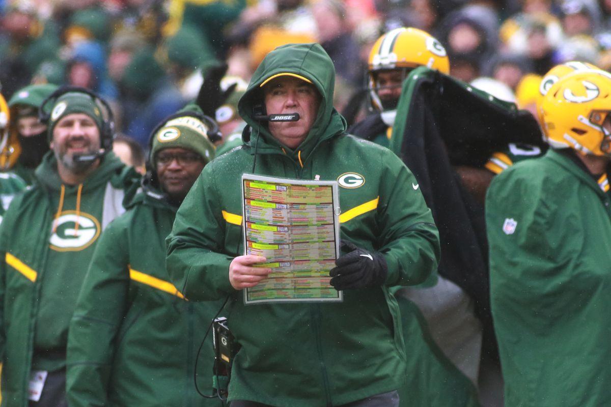 NFL: DEC 02 Cardinals at Packers