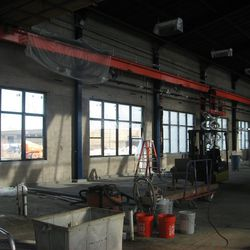 Another taproom view.