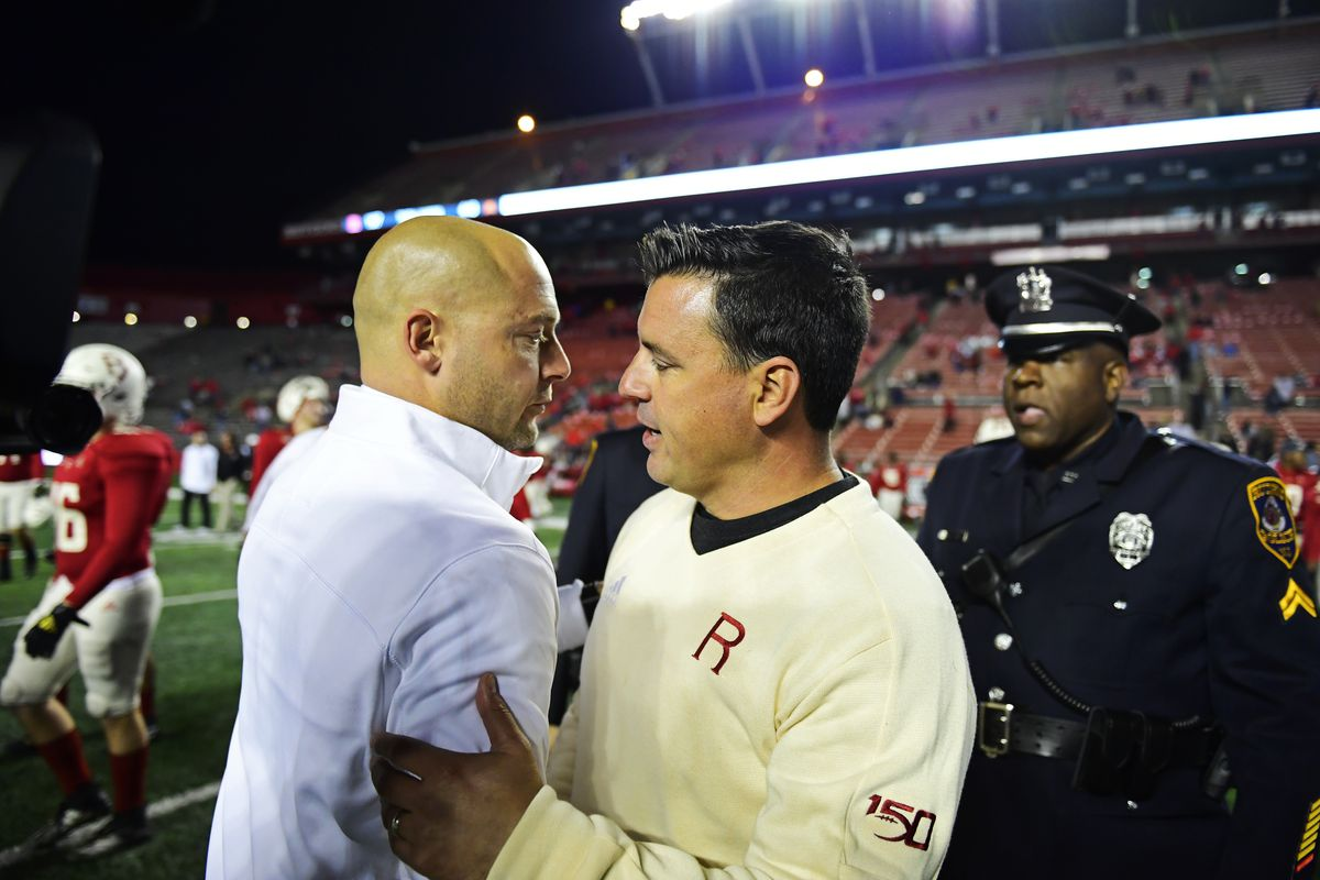 Rutgers Football: Nunzio Campanile offers thoughts on Cole Snyder, Kay'Ron Adams, and the offensive line.