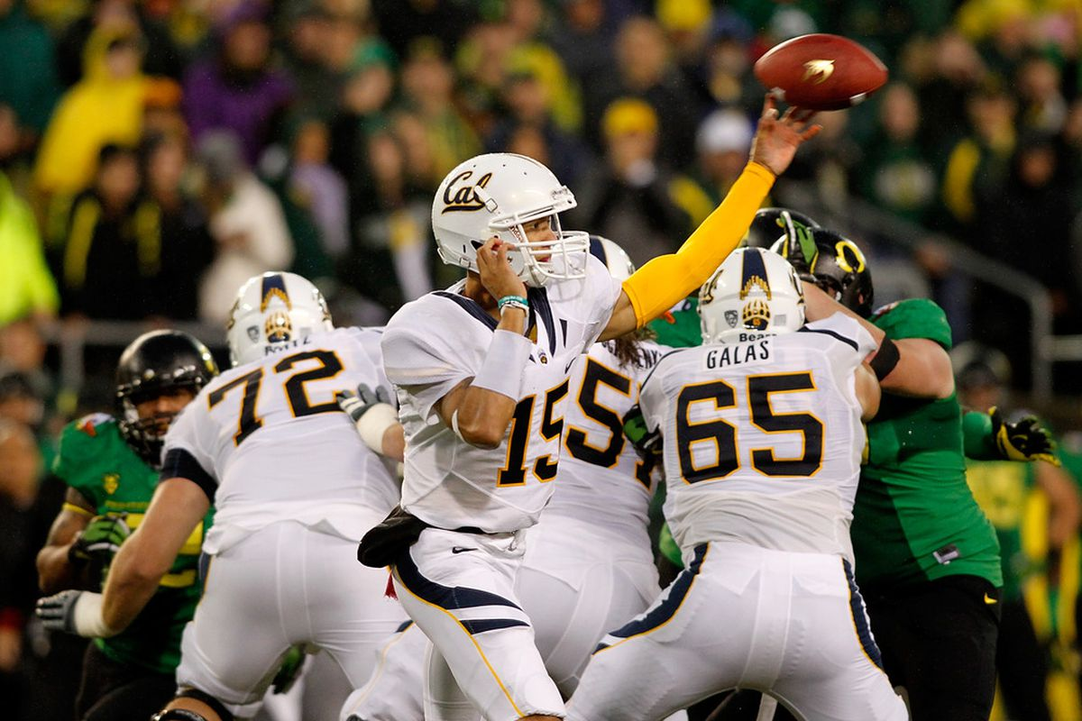 We're all agreed that Cal should never wear all-white again . . . right?