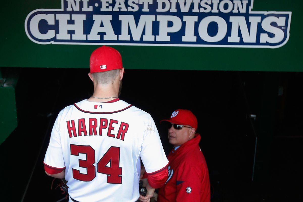 detailed look 4697a 8ad7d Bryce Harper: Nationals owner says 'I think they've decided to ...