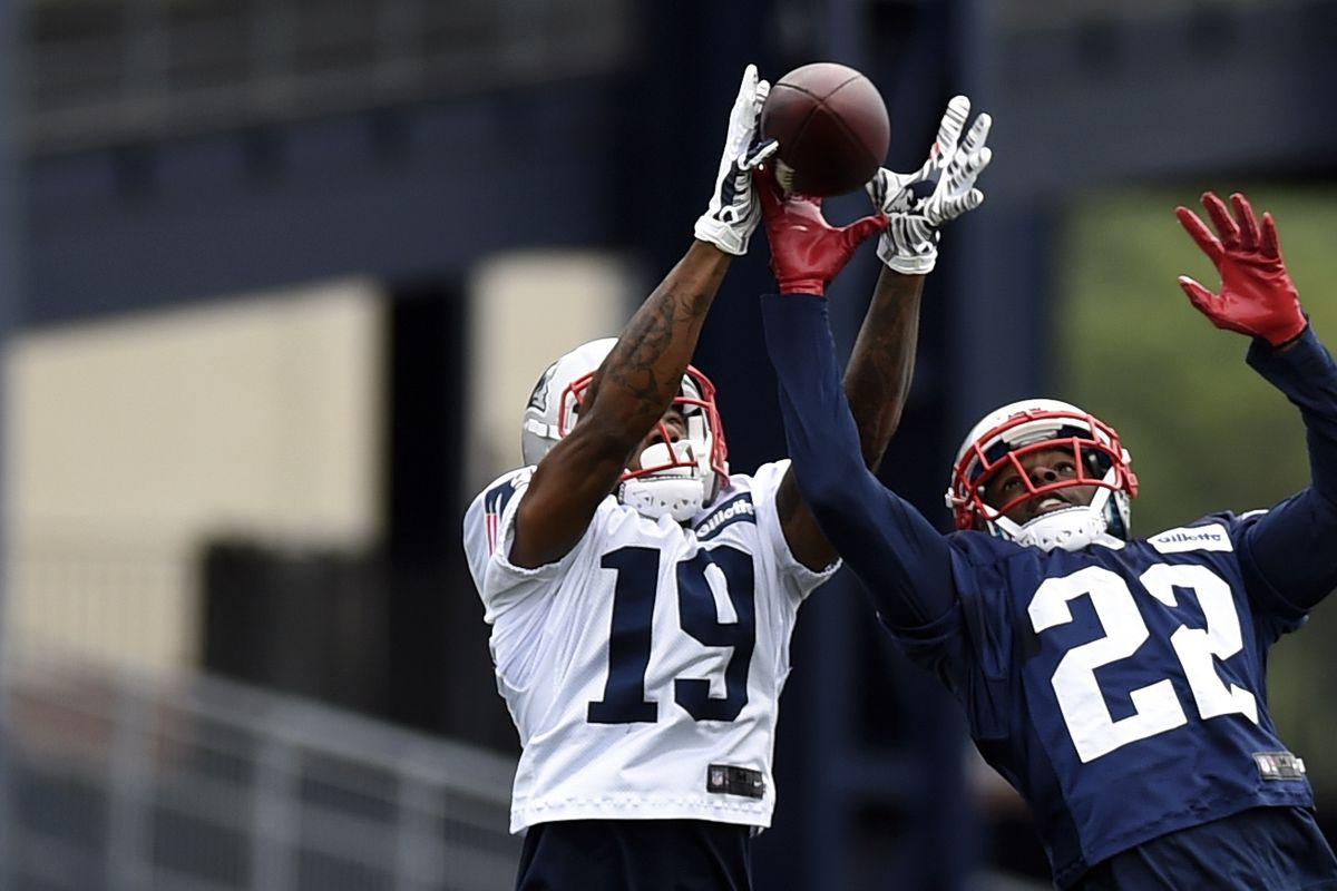cb868667 Patriots practice update: Malcolm Mitchell, Jonathan Jones not ...