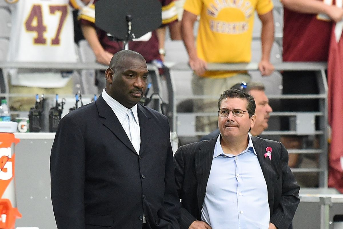 Doug Williams to serve as Redskins senior VP of player personnel