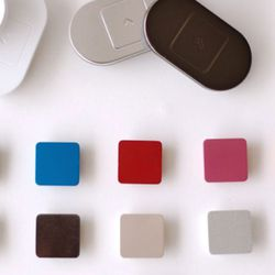Lumo Lift is a tiny device you attach to your clothing to remind you not to slouch.